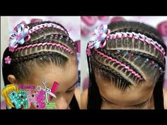 trendy-hairstyles-for-girls - Fab New Hairstyle 2 Cute Little Girl Hairstyles, Short Hairstyles For Women, Trendy Hairstyles, Medium Hair Cuts, Medium Hair Styles, Short Hair Styles, Natural Hair Tutorials, Natural Hair Styles, Long Hair Designs