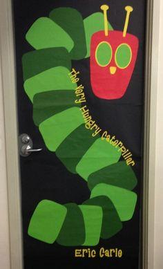 The Very Hungry Caterpillar Door