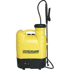 Electric Backpack Sprayer