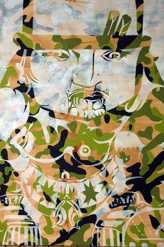 Matariki by Reweti Arapere Artist Painting, Painting & Drawing, Maori Designs, Star Designs, New Zealand Art, Art Village, Nz Art, Madhubani Art, Maori Art