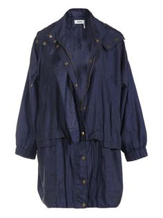 Malene Birger, Parisian Chic, Sonia Rykiel, Just In Case, Parka, Raincoat, Collections, Boutique, Sweaters