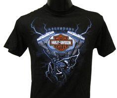 Adventure Harley-Davidson Dealer Imprint T-Shirt Harley Davidson Dealers, Harley Davidson T Shirts, Harley Davidson Motorcycles, Harley Dealer, Motorcycle Jeans, Harley Davison, Adventure, Tees, Mens Tops