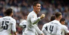 Real Madrid-Celta Vigo 7-1: Cristiano Ronaldo cala il poker - http://www.maidirecalcio.com/2016/03/05/real-madrid-celta-vigo-7-1-cristiano-ronaldo.html