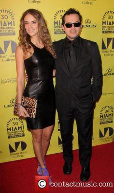 Picture - John Leguizamo and Karen Martinez at Miami International Film Festival Miami Florida United States, Monday 4th March 2013 | Photo 3539291 | Contactmusic.com