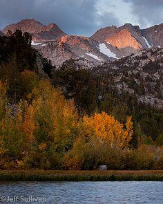 Eastern Sierra Crest, Bishop, Inyo, California