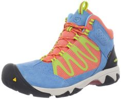 """Keen Women's Verdi Mid WP Hiking Boot Keen. $120.00. Shaft measures approximately 4.5"""" from arch. Leather/Manmade. Rubber sole. Made in China"""