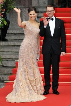 Crown Princess Victoria of Sweden Style | POPSUGAR Fashion