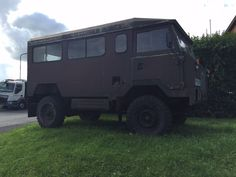 Land Rover 101 Forward Control - 3.5 V8 - Personnel Carrier - Delivery Available in Cars, Motorcycles & Vehicles, Classic Cars, Land Rover | eBay