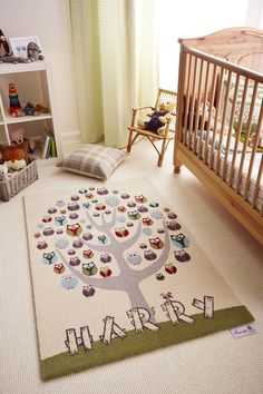 Axminster Personalised Children's Rug - Whooo's There Parker Knoll, Axminster Carpets, Childrens Rugs, Gifts For Kids, Kids Rugs, Design, Home Decor, Kitchens, Interiors