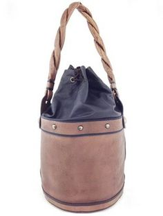 #fendi #brown #leather #bucketbag #purse #bagoftheday #bagporn #fashion