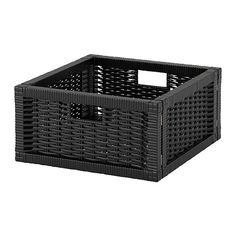 Branäs Korb storage boxes baskets ikea for storing craft stuff in