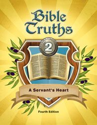 Bible Truths 2 - BJU Press - Good for 3rd grade too