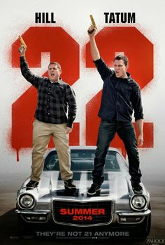 after the huge success of '21 Jump Street' the sequel has been '22 Jump Street' and it is goin' released in this summer read the full story on aboutstarslife.blogspot.com   subscribe to aboutstarslife.blogspot.com and get the latest news of stars in your inbox.