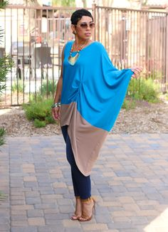 Fashion, Lifestyle, and DIY: Sew Along Tutorial! Color Blocked Top