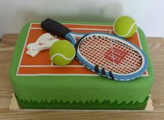 Tort rakieta tenisowa/ Tennis racket