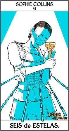"""Aqui estão todas as cartas do Tarô Shadowhunter, feitas pela artista Cassandra Jean, em ordem numérica e com legendas feitas pela Cassandra Clare. As que ainda não saíram estão constando como """"Não Disponíveis"""". Conforme forem saindo as novas atualizaremos essa página. As Cartas que previamente estariam no Tarô, mas que posteriormente foram eliminadas, estão no …"""
