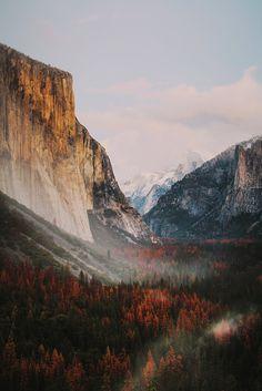 A foggy Yosemite Valley (OC) [1067x1600] Rsmith3074 http://ift.tt/2wYYqUd October 16 2017 at 09:54AMon reddit.com/r/ EarthPorn
