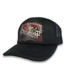 Hotrod Hellcat Herren RAT ROD Kappe/Cap.Biker,Oldschool,Tattoo,Custom Style