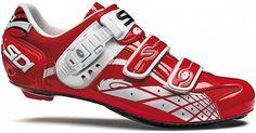 Buty SIDI Laser Vernice szosa czerwone