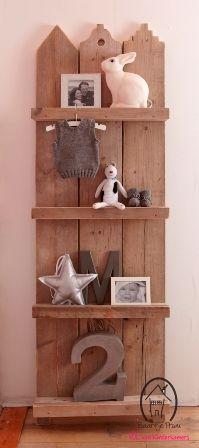 Pronkrek Amsterdam? De leukste Kasten & Kisten voor de kinderkamer bij Saartje Prum.