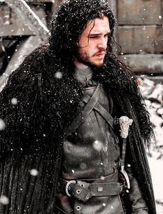 Jon Snow - The Gift - Season 5 Episode 7