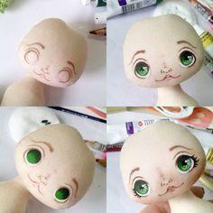 Немного процесса, хотелось изумрудные глаза, но немного не дотянули . Будущая малявочка свободна для бронирования . #зеленыеглаза#art #artdoll ❤ ❤ #процесс  #ручнаяработа #рукоделие #куклыручнойработы#текстильнаякукла #шьюсама#кукларучнойработы #глаза#авторскаякукла#шьюсама #малышка#handmade#doll#dollmaker#clothdoll #хэндмэйд#интерьернаяигрушка #интерьернаякукла #куклавподарок #куклаизткани #подарокдевушке#коллекционнаякукла #интерьер#мимими#одеждадлякукол#шапкадлякукол #super_world_...