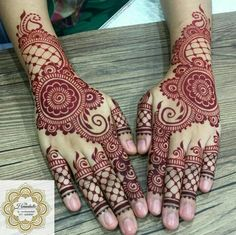 Wanna do dis oneday Mehendi, Mehandi Henna, Hand Mehndi, Mehndi Tattoo, Mehndi Art, Wedding Henna Designs, Mehndi Images, Bridal Mehndi Designs, Bridal Henna