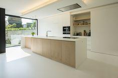 Kitchen Dinning Room, Kitchen Room Design, Kitchen Interior, Kitchen Decor, Küchen Design, House Design, Clever Kitchen Ideas, The Home Edit, Home Building Design