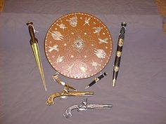 Scottish Swords, Weaponry, Curious Antiquities