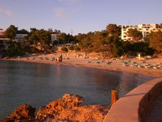 Portinax, Ibiza.  Summer 1997, 1998