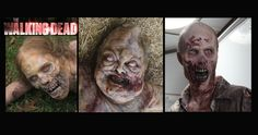 walking dead zombies | Publicado por ALIENS&TOYS en lunes, octubre 08, 2012