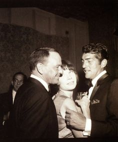 Frank Sinatra Shirley MacLaine Dean Martin