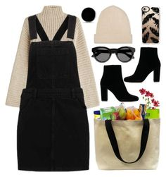 """Grocery shopping"" by deeyanago ❤ liked on Polyvore featuring Rosetta Getty, Givenchy, Casetify and Autumn Cashmere"