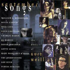 Mooie vertolkingen van de mooiste werken van Kurt Weill.