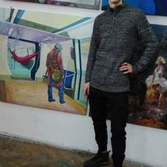 Boboc Mihai - Paintings for Sale Art Online, Paintings For Sale, Original Art, Men Sweater, The Originals, Long Sleeve, Mens Tops, T Shirt, Stuff To Buy
