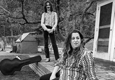 Eric Clapton and Mama Cass at Laurel Canyon, Febr. 60s Music, Music Pics, Music Stuff, Dave Mason, Michelle Phillips, John Mayall, The Yardbirds, Blind Faith, Laurel Canyon