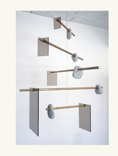 Faye Toogood | Object Sculpture Space http://fayetoogood.com/collections/assemblage-1 New way to put things together
