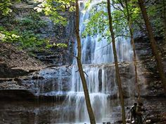 Sherman Falls | TorontoHiking Real Estate Broker, The Places Youll Go, Ontario, Nature, Waterfalls, Road Trips, Travel, Outdoor, Parks