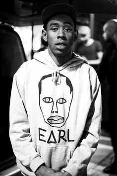 Tyler The Creator. My Favorite Rapper...Lol.