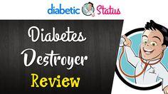 Diabetes Destroyer Review - How To Cure Diabetes | Diabetic Status https://youtube.com/watch?v=uYmsVGmQBu4