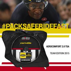 25% off the @TeamMTNQhubeka edition #AeroComfort for a limited period → http://bit.ly/1YjlTIG  #packsaferidefast