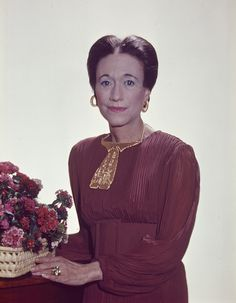 H.R.H Duchess of Windsor 1971-- The Duchess of Windsor was never granted the…