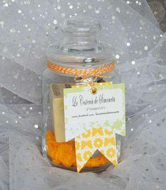 Gift in a jar! La Cestería de Simoneta.