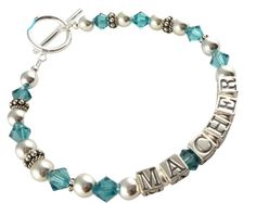 Ma Cher Bracelet  for your grandma or Mom with by NameBracelets