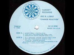 Joe R. Lewis* - Change Reaction