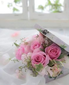 16 ideas for wallpaper flores iphone pink flowers beautiful Light Pink Bouquet, Pink Rose Bouquet, Pink Rose Flower, Pink Flowers, Flowers Nature, Good Morning Beautiful Flowers, Beautiful Pink Roses, Beautiful Flowers Wallpapers, White And Pink Roses