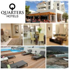 The Quarters Hotel Address: No. 5 Harbour Road, Hermanus Tel: + 27 28 313 7700 Email: reservations@quartershermanus.co.za