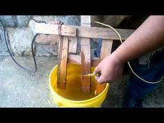 Maquina para soldar casera - YouTube Spot Welding Machine, Arts And Crafts, Tools, Youtube, Solar, Ideas, Welding Machine, Homemade Tools, Burnt Wood