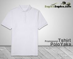 Promosyon Polo Yaka T-shirt Beyaz
