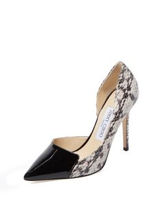 Holt High Heel D'Orsay Pump by Jimmy Choo at Gilt